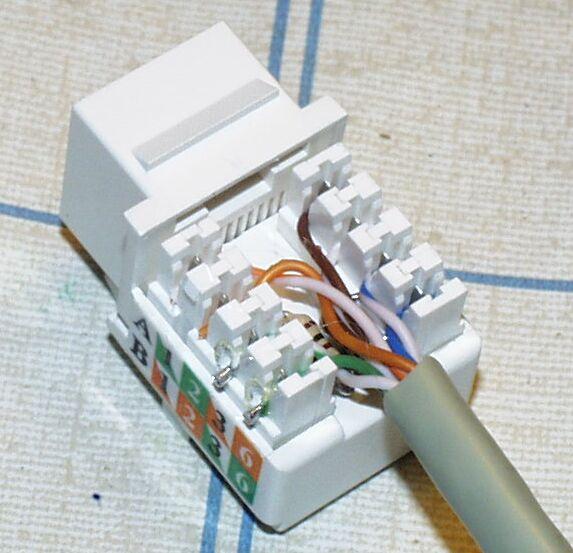 Cablaggio Cat 6 Schema : Consigli cablaggio rete lan gigabit hardware upgrade forum